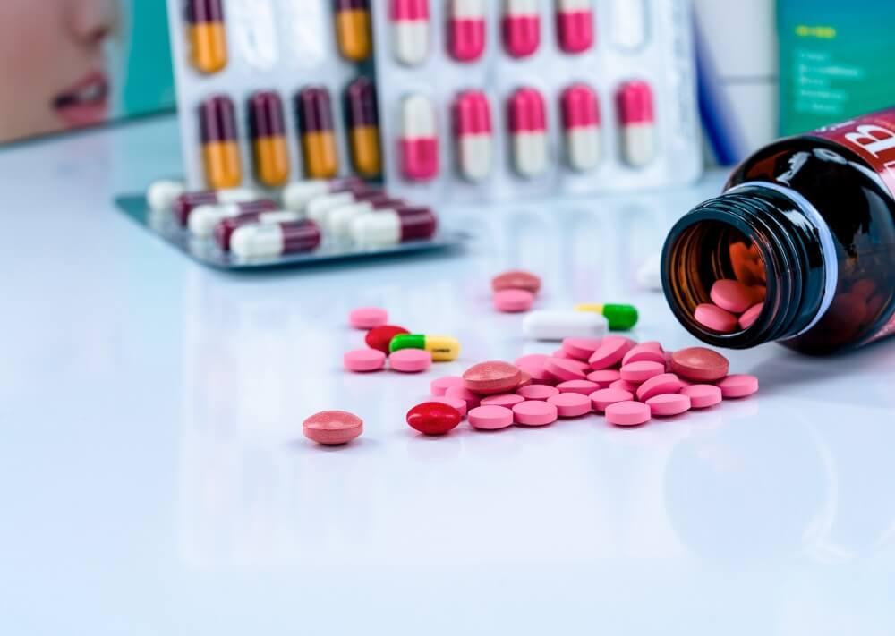 Antibióticos para la shigelosis.
