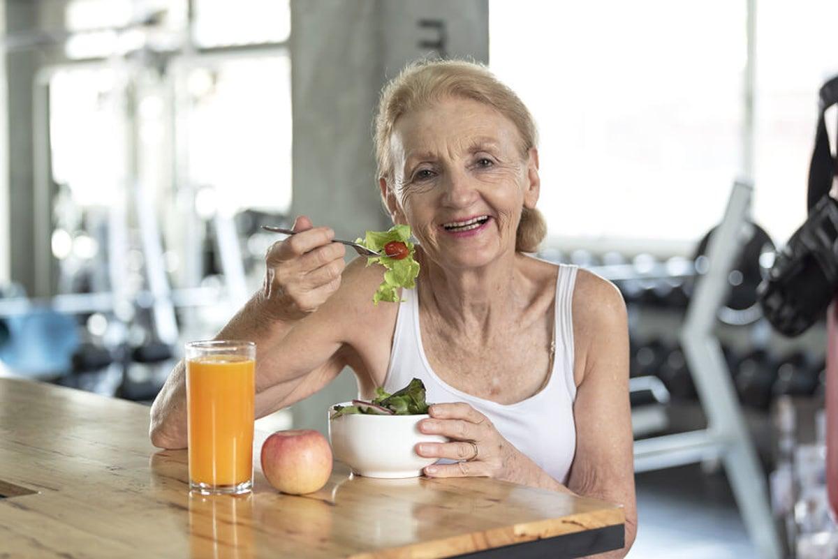 perdida de peso involuntaria en el adulto mayor