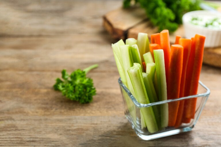 Snacks saludables para llevar al trabajo