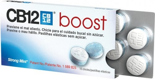 Chicles CB12 Boost.