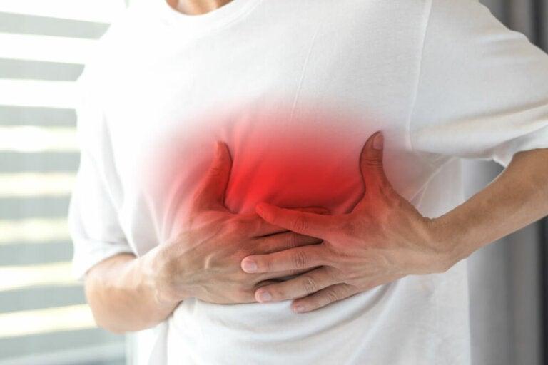 ¿Qué es el dolor torácico?