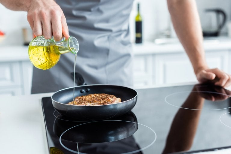 ¿Cómo freír los alimentos correctamente?