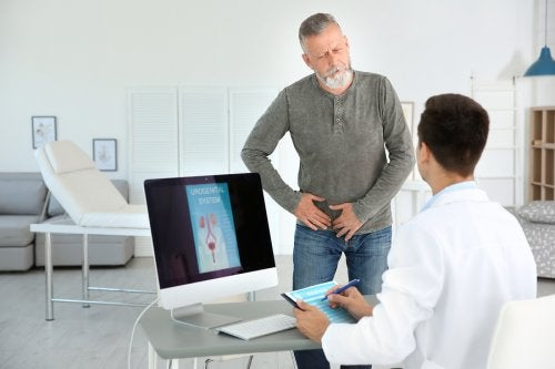 urinatuon próstata agrandada frecuentemente