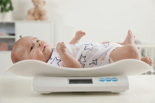 Relación entre el percentil infantil y la salud del niño