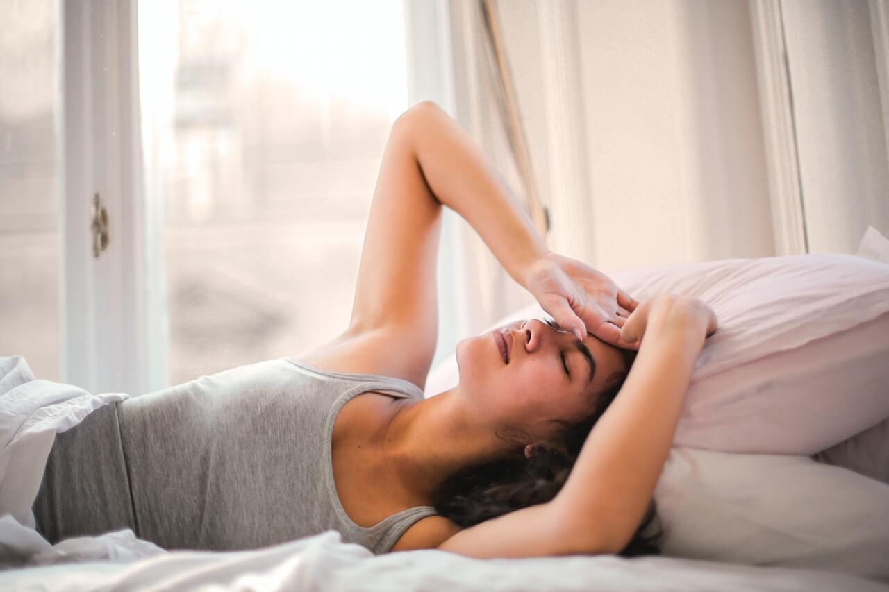 Por Que Me Despierto Cansado Mejor Con Salud