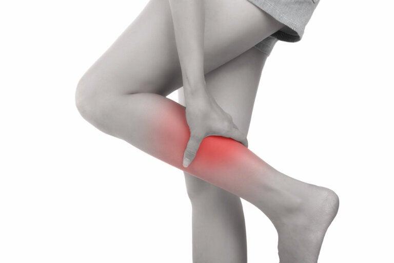 ¿Por qué se producen los calambres en las piernas?