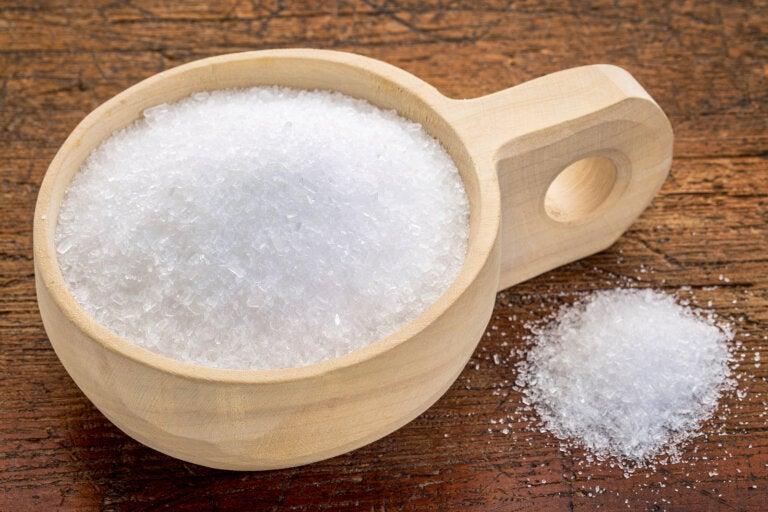 ¿Qué es y para qué sirve el sulfato de magnesio?