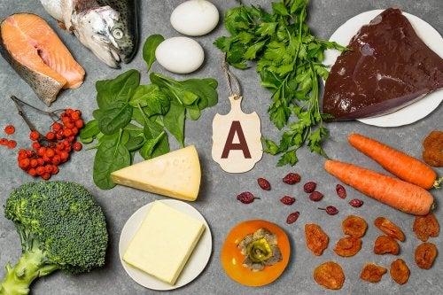 ¿Qué es la vitamina A?