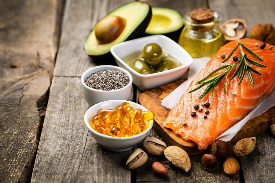 Comidas con omega 3 para el tratamiento nutricional de la diabetes