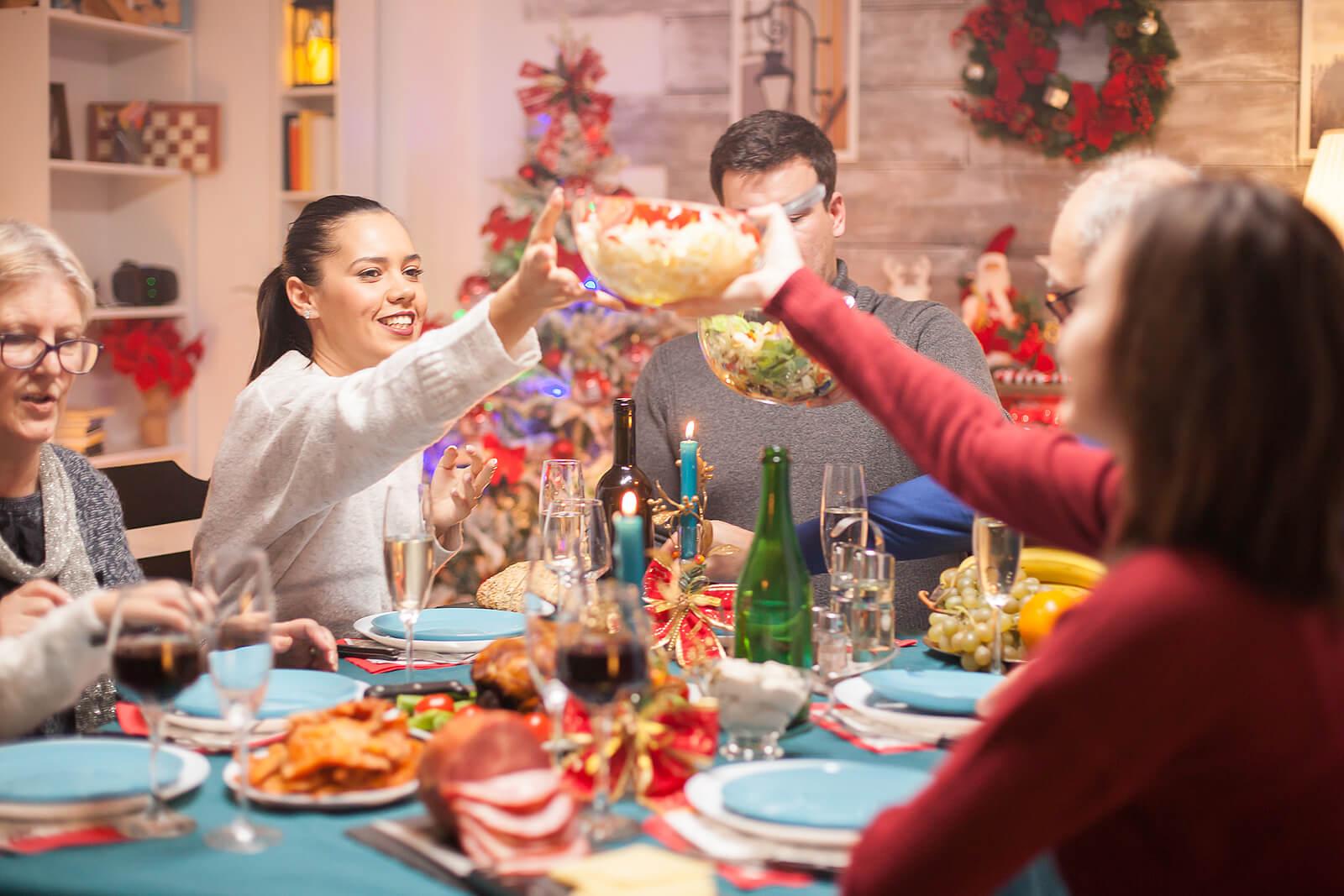 ¿Cómo evitar los excesos navideños?