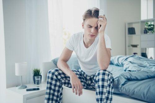 Fármacos que producen somnolencia excesiva