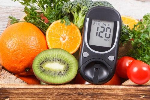 diabetes tipo 2 de granos enteros