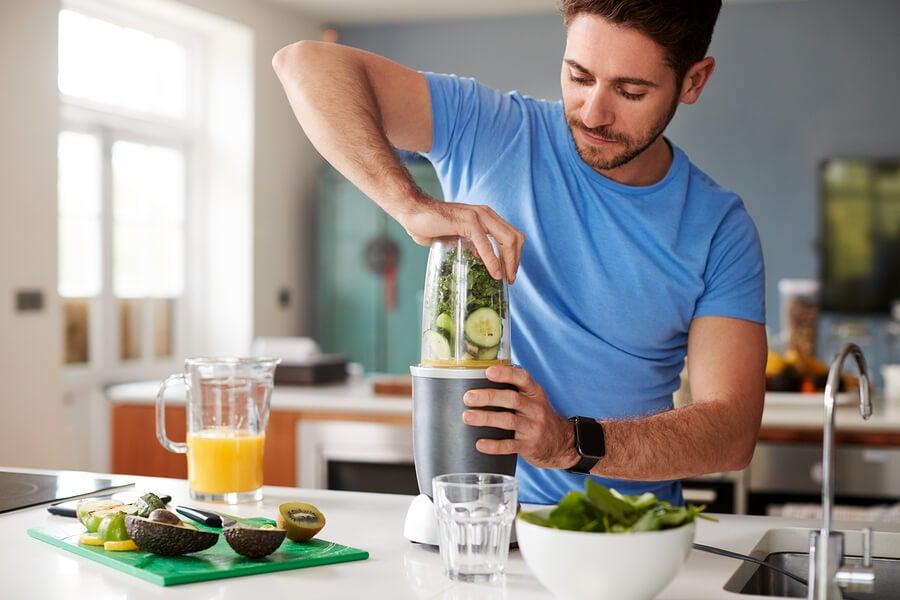 Mejorar el rendimiento a través de una dieta