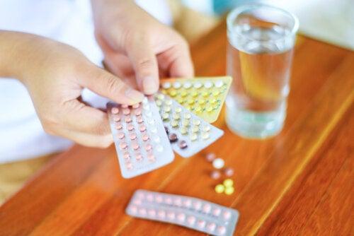 Se me olvidó tomar el anticonceptivo oral: ¿qué hago?