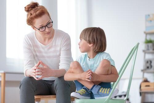 ¿Cómo actuar ante la ansiedad en los niños?