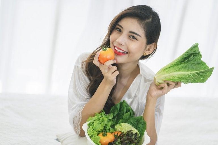 ¿La alimentación puede afectar la piel?