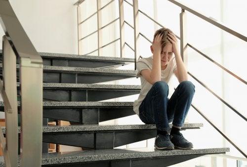 Ansiedad en los niños: ¿cuándo debo preocuparme?