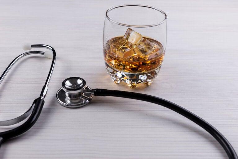 Los efectos del alcohol en el corazón