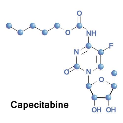 Capecitabina: usos y efectos secundarios