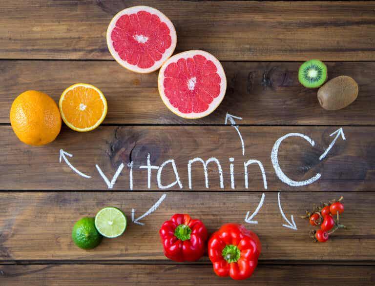 Efectos secundarios de la vitamina C