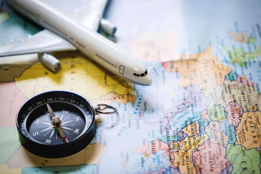 Planificar un viaje.