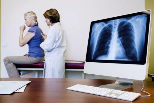 Asbestosis: signos y síntomas