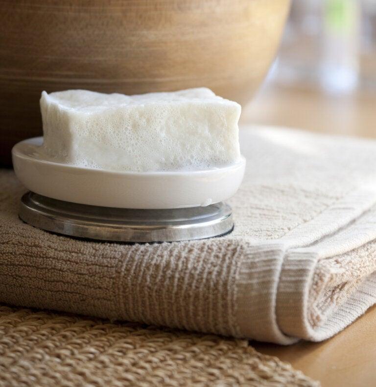 Jabón neutro: ¿para qué sirve?