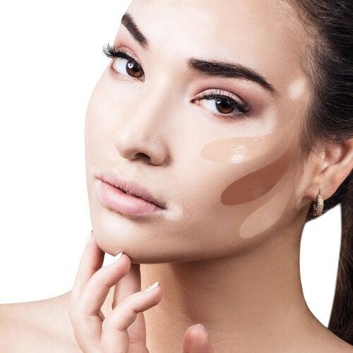 Indicaciones del maquillaje corrector en dermatología