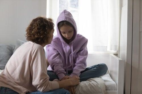 La mentira en la adolescencia: el escenario tan temido