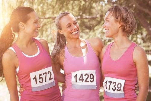 ejercicio físico y cáncer de mama