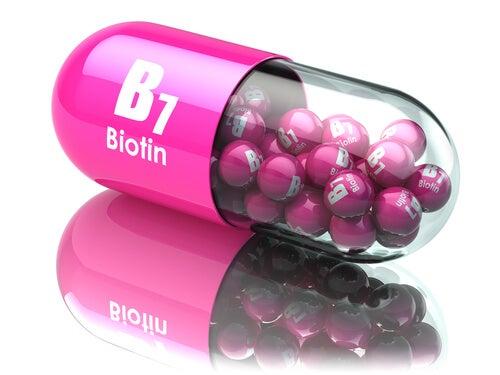pastilla biotina