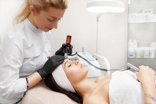 ¿Cuáles son los beneficios de la radiofrecuencia facial?