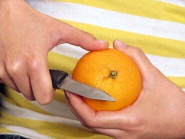 Fruta: ¿con piel o sin piel?