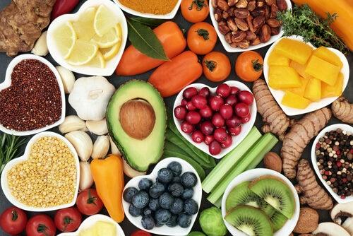 dieta influye en el sistema inmunitario