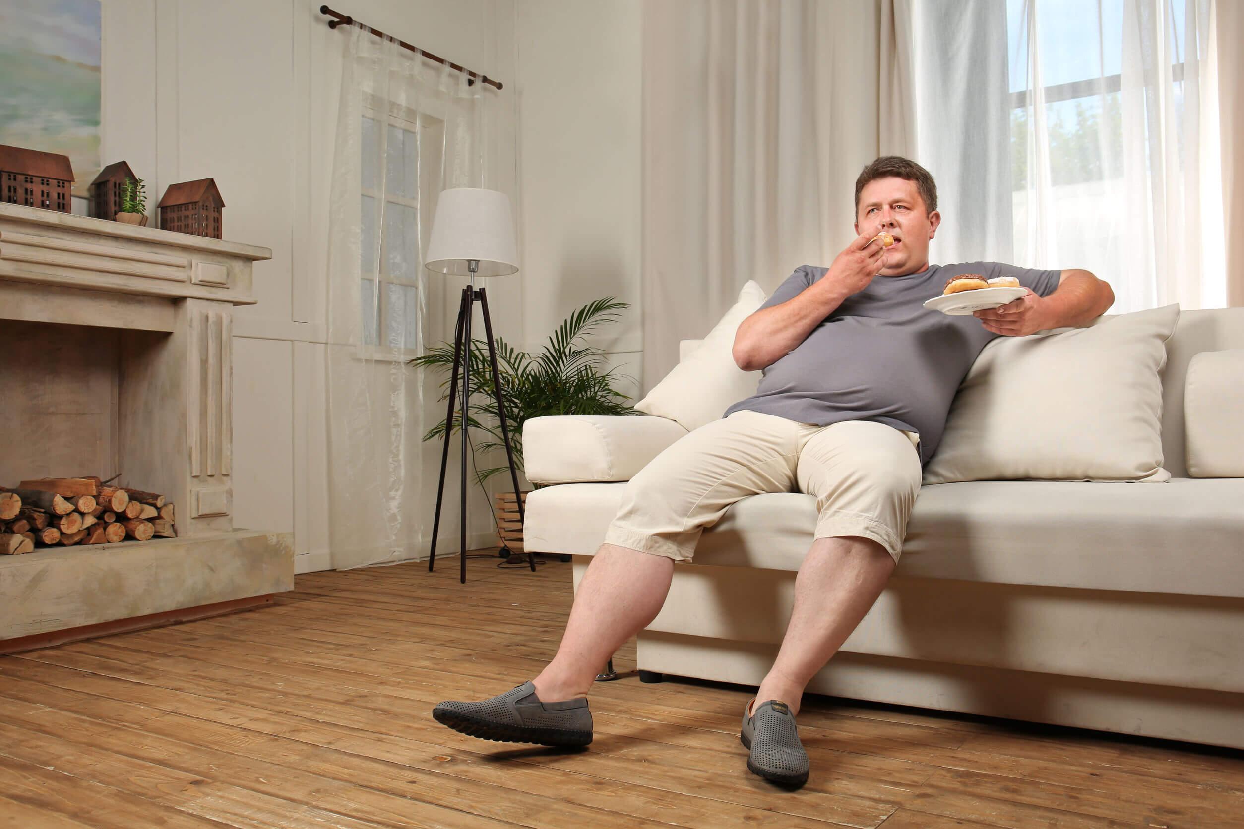 Obesidad y glándulas endocrinas.