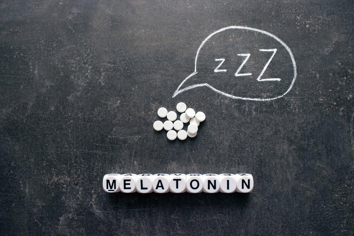 Suplementación con melatonina