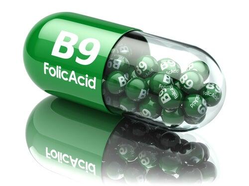 Diferencias entre el ácido fólico y el folato