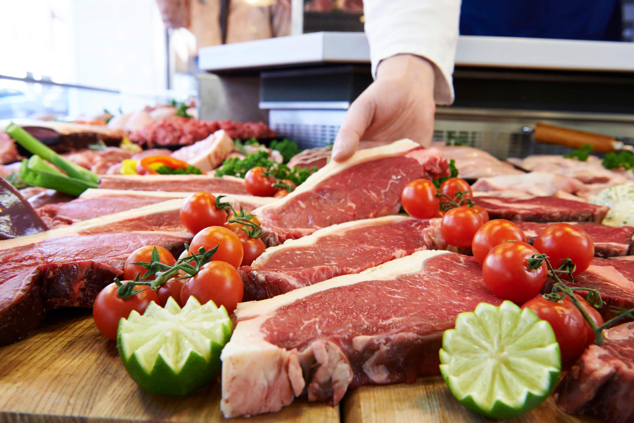 Las carnes congeladas tienen unas reglas para descongelarse.
