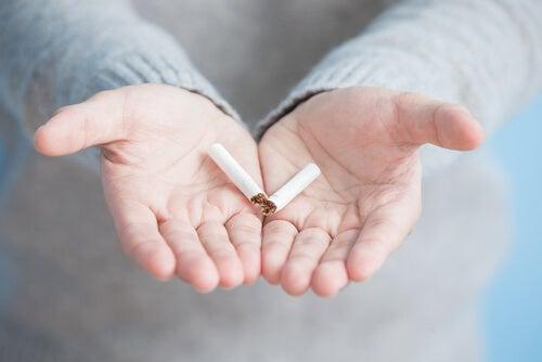 ¿Qué es y cómo romper el nudo cannabis-tabaco?