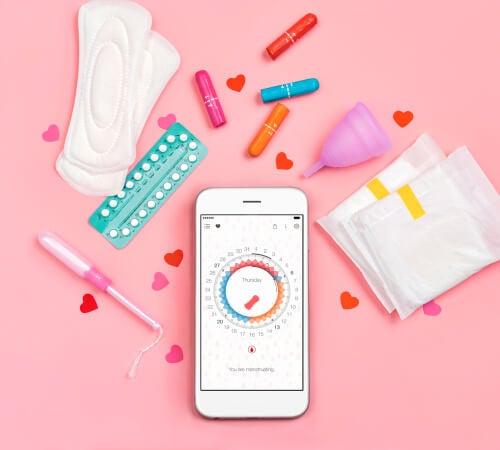 ¿Cuáles son las hormonas que influyen en el ciclo menstrual?
