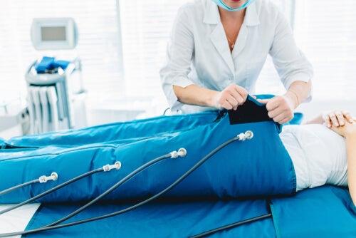 dispositivo para presoterapia