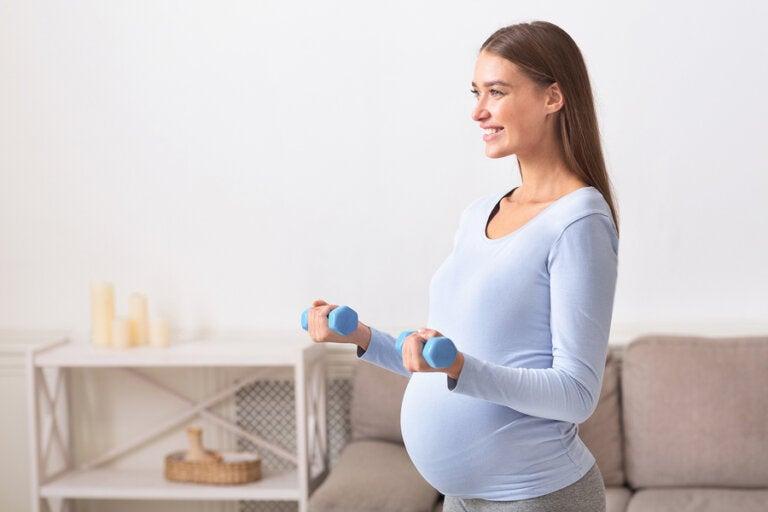 ¿Puedo hacer ejercicio en el embarazo?