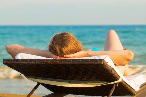 exposición solar y memoria de la piel