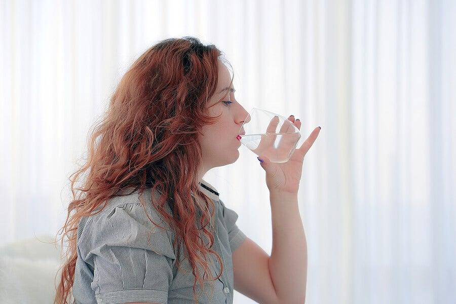 trastorno de hiperhidratación