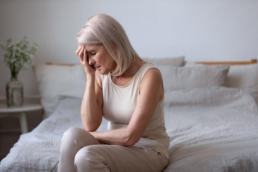 Los cambios hormonales en la menopausia