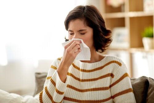 ¿Sabes como prevenir los catarros o resfriados?