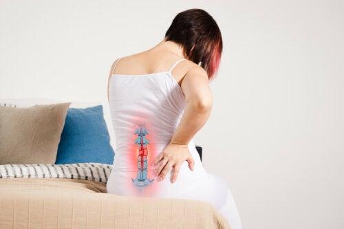 El dolor crónico de lumbares