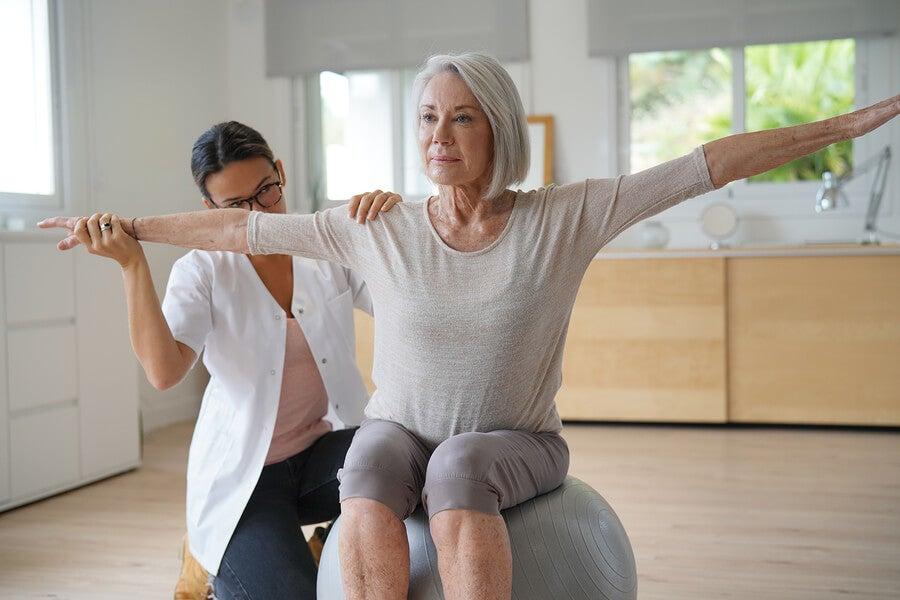 ¿Se engorda durante la menopausia?