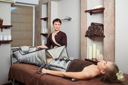 ¿En qué consiste la presoterapia?