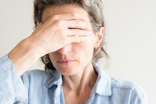El ojo seco en la menopausia